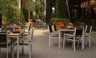 Commercial outdoor furniture oxford garden