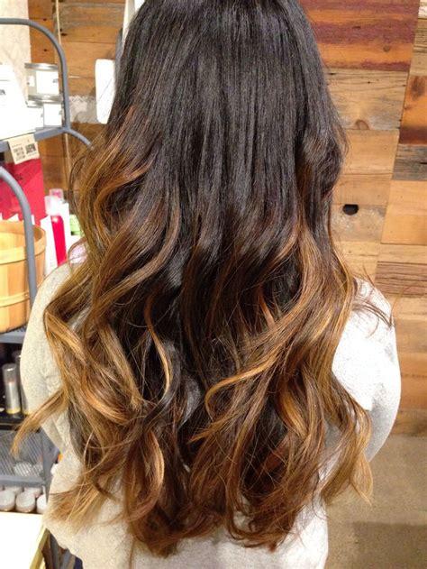 hair black best balayage hairstyles for black hair