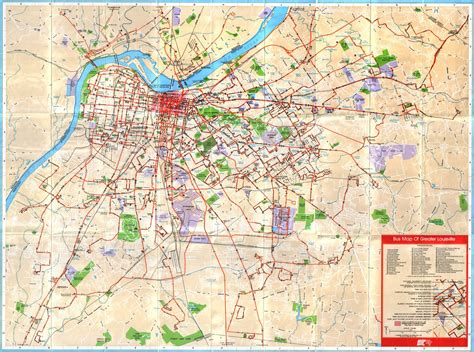 louisville map maps of louisville