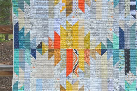American Quilting And Patchwork - american patchwork and quilting wavelength quilt color