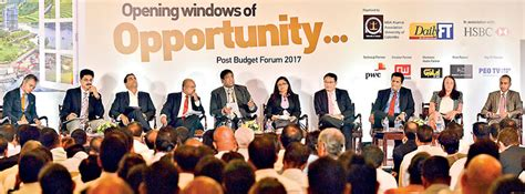 Colombo Mba 2016 by Post Budget Forum 2017