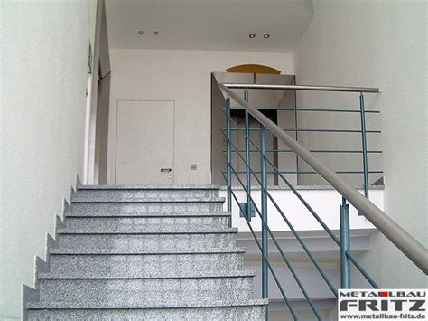 treppengeländer edelstahl außen treppengel 228 nder innen 02 02 metallbau fritz