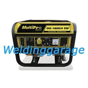 Gasoline Power Generator Gg 15004 Multipro jual genset bensin multipro gasoline generator gg 1600 4sw