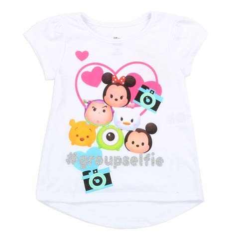 Shirt Tsum wholesale children s clothing wholesale tsum tsum 2 4t toddler t shirt