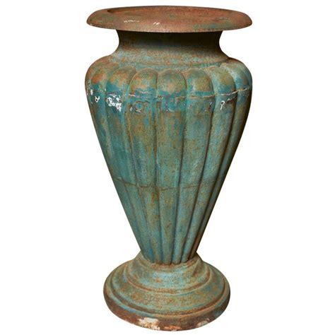 Cast Iron Planter Urn by Cast Iron Garden Urn C 1930 40 At 1stdibs