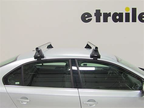 2013 Jetta Roof Rack by Roof Rack For 2013 Volkswagen Jetta Etrailer