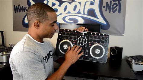 Numark Mixtrack 4 Channel Dj Controller numark mixtrack 4 channel dj controller unboxing