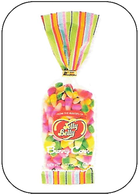 Jelly Bunny 33 jelly belly bunny corn 9oz bags 12ct