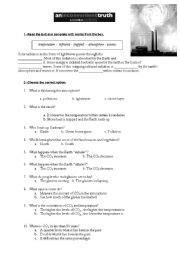 an inconvenient truth worksheet lesupercoin printables