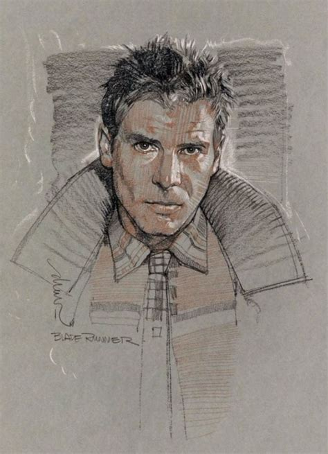 artist biography documentary blade runner drew struzan blade runner pinterest