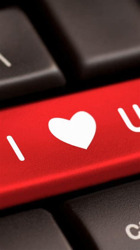 wallpaper  love  keyboard  love