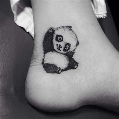 9 cute panda wrist tattoos 25 best ideas about panda tattoos on pinterest mandala