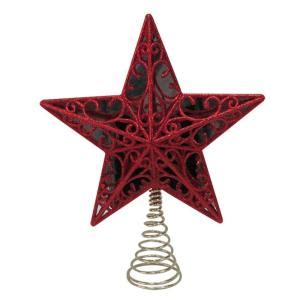 osh hardware christmas tree toppees home accents 9 5 in tree topper 16734207 the home depot