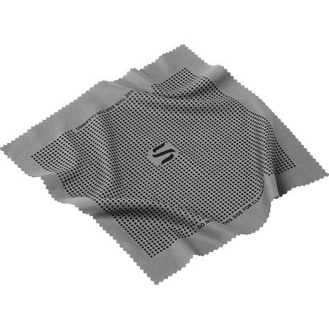 Lens Cleaning Cloth sensei microfiber lens cleaning cloth gray ccmf 77g b h