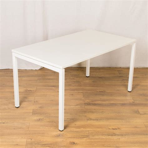 white bench table white 1400x800 bench office table