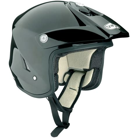 open motocross helmet spada edge mx trials motocross atv road open moto