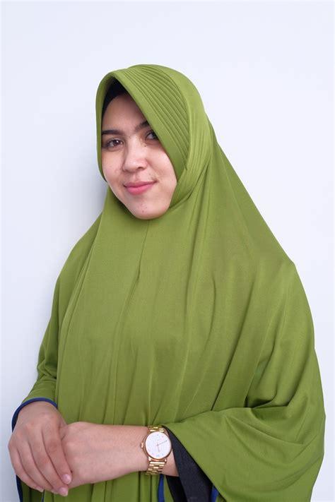 jilbab instan khimar ainun syari model terbaru