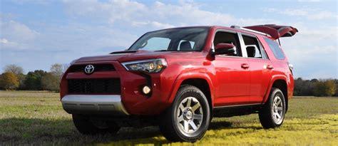 2015 Toyota 4runner Review 2015 Toyota 4runner Trail Review