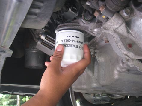 how to change the in a mazda 3 2 3 and 2 0 models