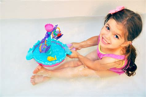 ariel bathtub toy mattel s new disney princess and cars bath time toys make