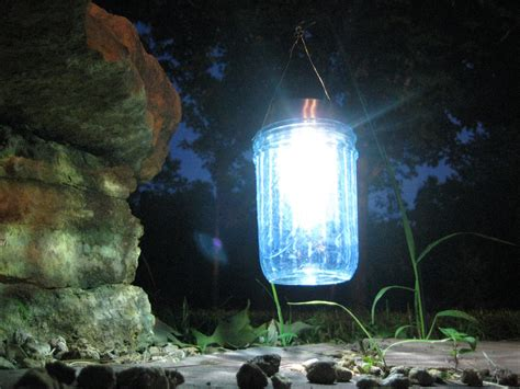 Kreations Done By Hand Diy Mason Jar Solar Lights Diy Solar Lighting