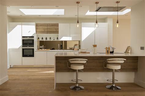 leicht kitchens designer showroom fulham london elan projects archive richmond kitchens