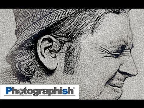 tutorial photoshop zeichnen bleistift effect photoshop tutorial by philipp hebold