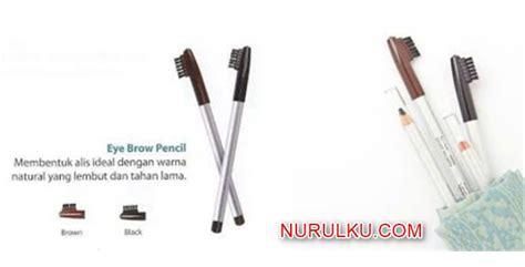 Harga Wardah Pensil Alis 2 pensil alis wardah terbaru review dan harga nurulku