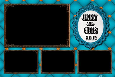 photo booth template free wedding photo booth template vintage photobooth