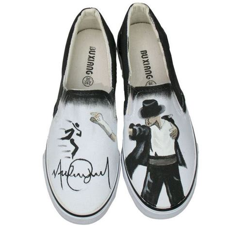 personalized shoes for michael jackson personalized custom shoes michael
