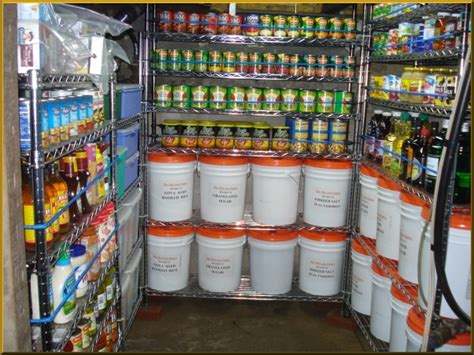 Prepper Pantry freedom preppers prepper pantry