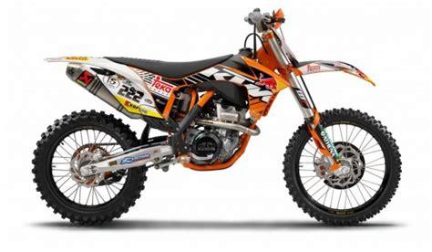 ktm dirt bikes history origins and 2015 reviews ktm factory edition motocross 250 sx f e 350 sx f di