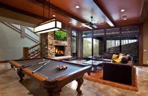 how to decorate a room with a pool table billiard table in living room decor