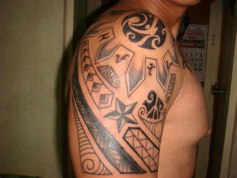 filipino tribal tattoo meaning tribal symbols and meanings best design