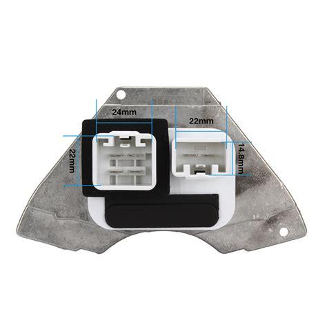 xc90 blower resistor 8693262 ac heater blower motor resistor fan for volvo s60 s70 v70 s80 ebay