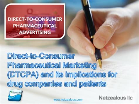 direct to consumer pharmaceutical advertising direct to consumer pharmaceutical marketing dtcpa and