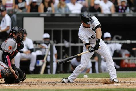 2nd swing chicago photos white sox series vs orioles chicago tribune