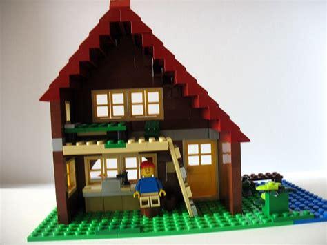 Lego Cottage by Moc Log Cottage Lego Town Eurobricks Forums