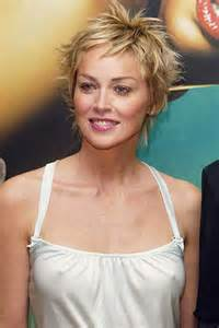 Best sharon stone short hairstyles long hairstyles