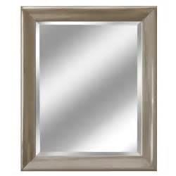 brushed nickel framed bathroom mirror top 10 best bathroom mirrors 2014 hotseller net