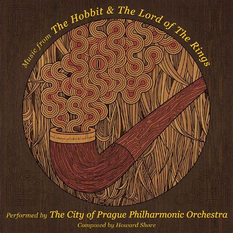 0007509847 the hobbit and the lord music from the hobbit and the lord of the rings original