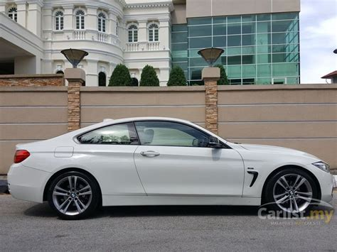 bmw 420i 2014 bmw 420i 2014 sport line 2 0 in penang automatic coupe