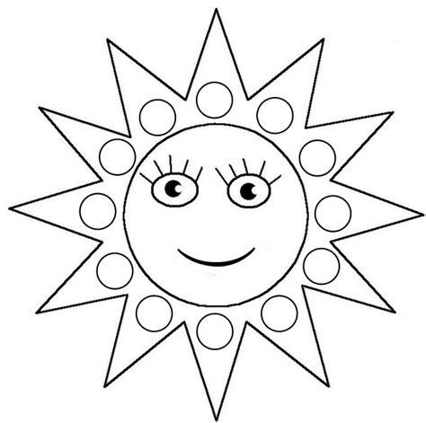 imprimer format dwg coloriage soleil 224 colorier dessin 224 imprimer meteo
