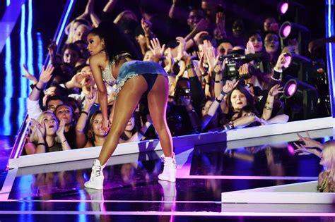 Fashion Rocks by Nicki Minaj Performs Live At Fashion Rocks 2014 02 Gotceleb