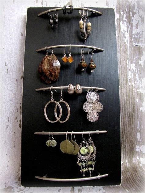 Diy Jewelry Drawer by Best 234 Diy Jewelry Holders Crafts Images On Diy And Crafts