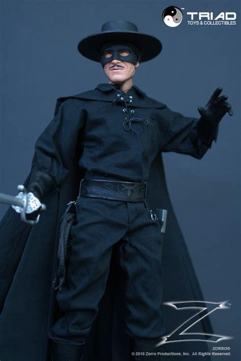 Figure Zorro The triad toys zorro figure the toyark news