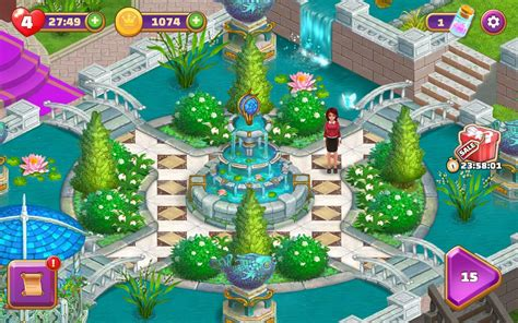 Garden Decoration Apkpure by Royal Garden Tales Para Android Apk Baixar
