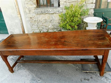 farmhouse bench for sale 18th century french farmhouse table 98 inch length for