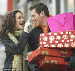 Always beware a man bearing gifts! Revealing the tricky