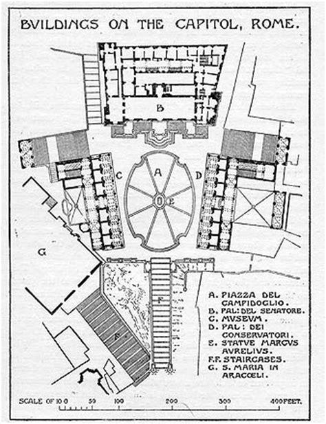Floor Plan Creator piazza del campidoglio other title campidoglio rome